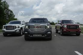 2016 GMC Sierra Facelifted With New LED Lighting - Motor Trend Gm Recalls 3 Million Brakes Lights Wipers Steering Recalling About 7000 Chevy And Gmc Trucks Wregcom 2019 Sierra 1500 Denali Puts A Tailgate In Your Roadshow Recalls Trucks Suvs For Steering Problem Consumer Reports Silverado To Fix Potential Fuel Leaks Recall 895000 Chevrolet Pickup Ventura Used Vehicles Sale Busted Systems Bgr Ck Wikipedia Headlights Dim Fights Classaction Lawsuit
