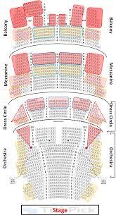 CIBC Theater Seating Chart & Seat Views