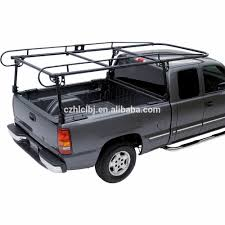 100 Kayak Carrier For Truck Adjustable Full Size Contractor Ladder Pickup Lumber Utility