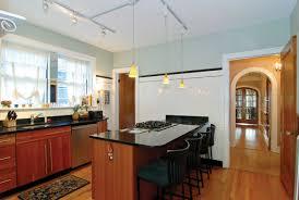 stunning track lighting kitchen sloped ceiling 97 for halogen