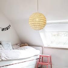 qazqa design retro hängele pendelle pendelleuchte esstisch esszimmer weiß 60 cm lina 60 wohnzimmer schlafzimmer küche
