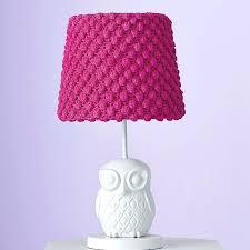 Owl Baby Lamp Petvet Club Inside For Nursery Decor 11 Lunalil