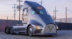 Thor Trucks Reveals Electric Semi-truck To Take On Tesla