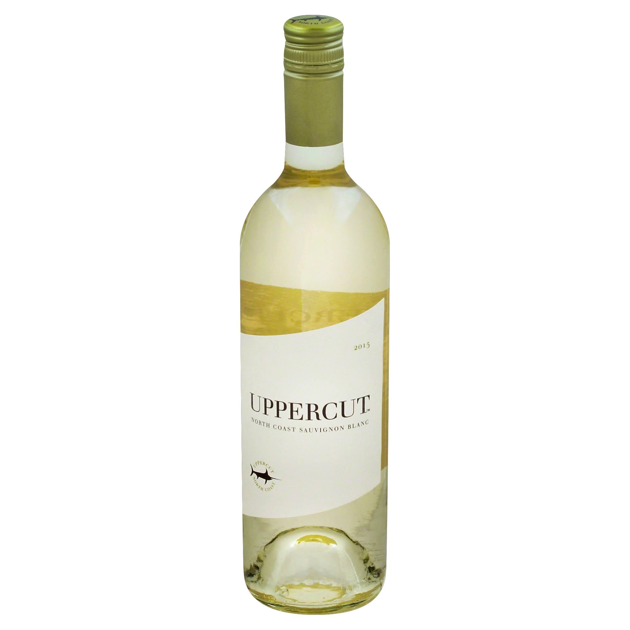Uppercut Sauvignon Blanc, North Coast, 2015 - 750 ml
