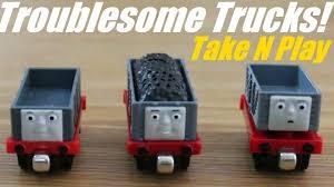 100 Trackmaster Troublesome Trucks Thomas 35792 INFOVISUAL