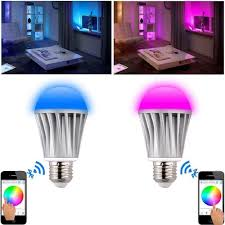 color changing light bulb in pretentious zoom v w rgb led