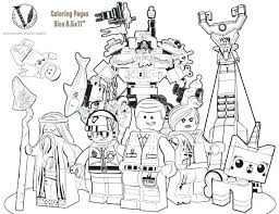 Lego Ninjago Coloring Pages 2015 Games The Movie Game Birthday Party Boy Colouring