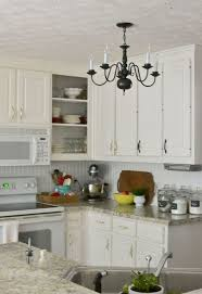 a new farmhouse style kitchen light fixture for 4 00 hometalk