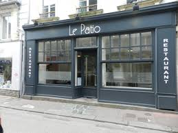 restaurant le patio le patio cuisine française cherbourg en cotentin 50100