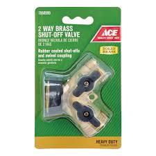 Decorative Hose Bib Extender by Shut Offs Ys Hose Repair U0026 Accessories Ace Hardware