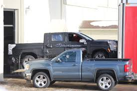 Photo Set] First Spy Shots Of 2019 Chevrolet Silverado - The ...