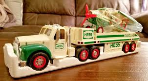 Hess Toy Truck And Airplane 14