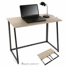 bureau pliable bureau pliable en bois et métal achat vente tiroir de bureau