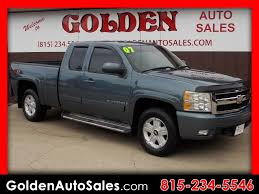 100 2007 Chevy Truck For Sale Used Chevrolet Silverado 1500 For In Byron IL 61010