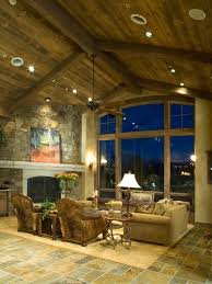 Rustic Man Cave Ideas Family Room Farmhouse With Barn Sensational Great Rooms Vaulted Ceilings Decorating