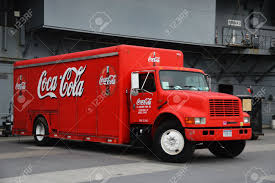 Coca Cola Truck Stock Photo, Picture And Royalty Free Image. Image ... Hundreds Que For A Picture With The Coca Cola Truck Brnemouth Echo Cacola Truck To Snub Southampton This Christmas Daily Image Of Hits Building In Deadly Bronx Crash Freelancers 3d Tour Dates Announcement Leaves Lots Of Children And Tourdaten Fr England Sind Da 2016 Facebook Cola_truck Twitter Driver Delivering Soft Drinks Jordan Heralds Count Down As It Stops Off Lego Ideas Product Delivery