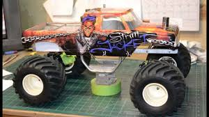 The Monster Factory - Custom RC Bodies - YouTube Traxxas Slash 4x4 Vxl 110 4wd Brushless Rtr Short Course Truck Ford Raptor Ripit Rc Cars Trucks Fancing 1 Killerbody 48166 327mm Body Shell Frame For Rob Mcachren 2wd Hot Rod Network How To Turn A Into Monster Rustler Truck Body Youtube Rat Rod Oakman Designs 10 Scale Rc Bodies Best Resource Proline Toyota Tundra Trd Pro True The Bigfoot Looks Great On Clodbuster Radiocontrol Robby Gordon Car With Lights 2wd Sc With Onboard Audio And Courtney