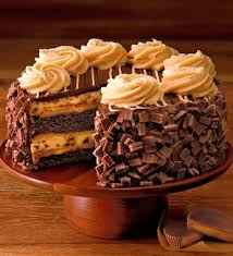 The Cheesecake Factory REESE S Peanut Butter Chocolate Cake Cheesecake
