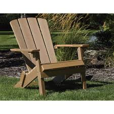 This Stonegate Designs Brown Composite Adirondack Chair Has Simple ... Black Resin Adirondack Chairs Qasynccom Outdoor Fniture Gorgeus Wicker Patio Chair Models With Fish Recycled Plastic Adirondack Chairs Muskoka Tall Lifetime 2pack Poly Adams Mfg Corp Stackable Plastic Stationary With Gracious Living Walmart Canada Rocking
