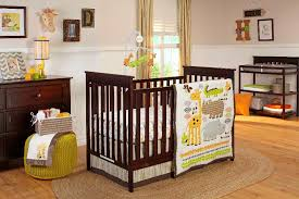 nojo zoobilee 4 piece crib set babies r us