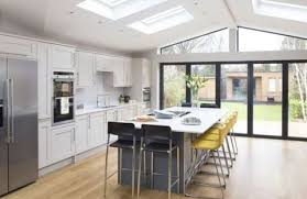 A Contemporary Kitchen Extension Filled With Light