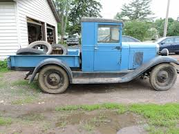 Background Finds: 1930 Chevy Truck
