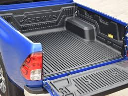 Aeroklas Under Rail Bed Liner For Toyota Hilux Double Cab 2016 On ... Liner Material Hightech Industrial Coatingshightech New Toyota Hilux Bed Liner Alinium Chequer Plate 4x4 Dualliner Truck Protection System Techliner And Tailgate Protector For Trucks Bedrug Mat Xtreme Spray In Liners Done At Rhinelander Large Selection Installed Walker Gmc Vw Amarok 2010 On Double Cab Under Rail Load Bed Liner Storm Ram Adds Sprayon Bedliner To The Factory Order Sheet Ramzone Everything You Need Know About Raptor Bullet Sprayedin Truck Bedliners By Tuff Skin Huntington