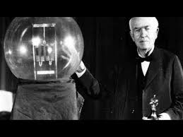 edison the invention of the electric incandescent light