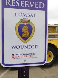 Buchheit Designates Wounded Warriors Parking - The Shoppers Weekly