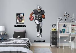 Fathead Baby Wall Decor by Life Size Amari Cooper Fathead Wall Decal Shop Oakland Raiders
