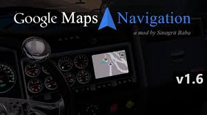 100 Google Truck Maps ATS Navigation V16 ATS Mods American Truck