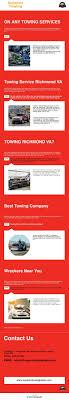 100 Tow Truck Richmond Va Ing VA Superiortowingbaker Piktochart Visual Editor