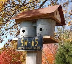 Rustic Birdhouses Style FABRIZIO Design Fun Ideas To Build