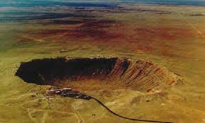 Meteor Crater The Most Well Known Best Preserved Meteorite