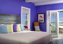 Stylish Teenage Bedroom Decors With Blue Wall Painted Best Colors Added Wooden Carving Headboard Also Colorful Cushions As Well Corner Antique