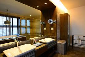 Modern Master Bathroom Vanities by Modern Master Bathroom Designed By Hameeda Sharma Architect In
