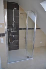 planung gestaltung und fotos der neuen dusche beim hausbau