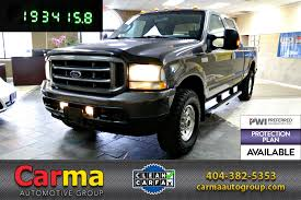 100 Used Ford Super Duty Trucks For Sale 2004 FORD F250 SUPER DUTY LARIAT Stock 14940 For Sale Near Duluth