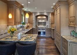 Home Depot Tile Look Like Wood by Granite Countertop Wall Cabinet Kitchen Decorative Range Hoods