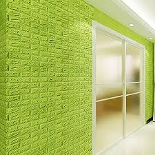 PE Foam 3D Brick Wall Stickers Safety Home Decor Wallpaper DIY Living Room Kids Bedroom Decorative Sticker S10 In From