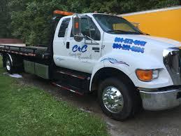 C & C Towing And Recovery LLC Beaverdam VA   Heavy Equipment Towing