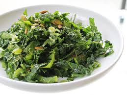 Japanese Pumpkin Salad Recipe by Kale Salad With Glazed Pumpkin Seeds And Cider Vinaigrette
