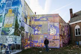 Philadelphia Mural Arts Program Jobs by Redemption In Muralism The Temple News