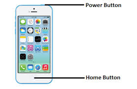 How to screenshot on the iPhone 5c