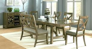 Dining Room Table Bench With Back Benches Backs Curtains