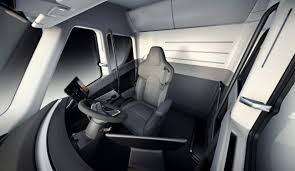 100 Car Seat In Truck Tesla Designs Its Own Semi Truck Seat Suspension For Tesla