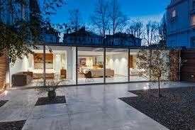 100 Belsize Architects ZDA Glass Houses