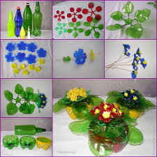 Craft Items From Waste Material For Kids Image Result Plastic Bottle Crafting Of