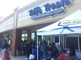 Tiff's Treats - New Store Openings