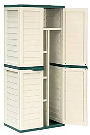 Stunning Outdoor Storage Cabinets With Shelves Cabinet